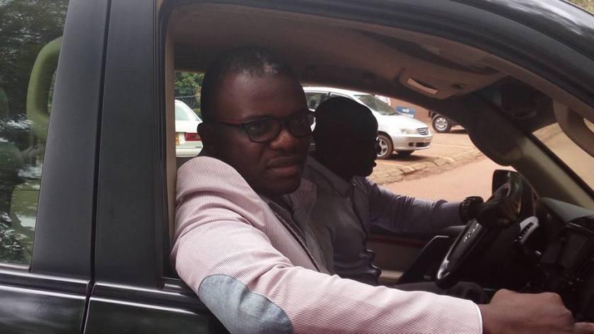 Muwema 09.03.2016 Arrives