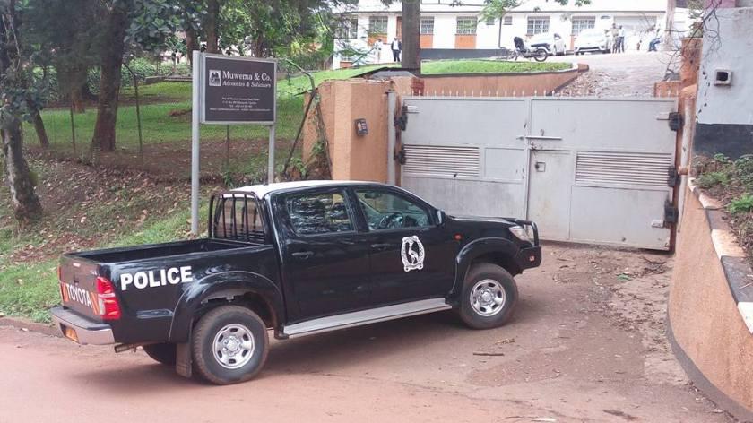 Muwema 09.03.2016 Police