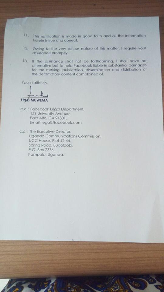 Muwema & Co 22.03. Zuker Letter P3