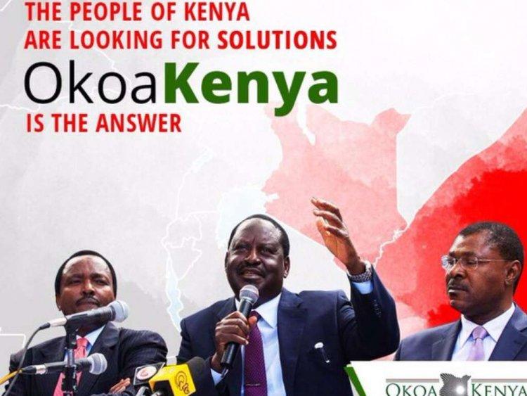 Okoa Odinga 2016