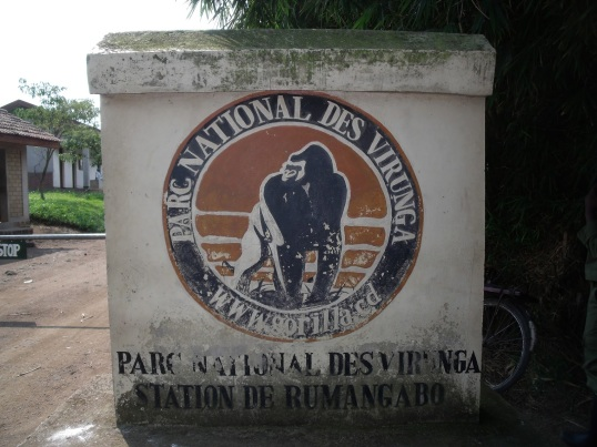 Virunga Sign