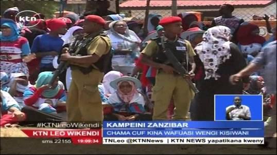 Zanzibar Election 2016