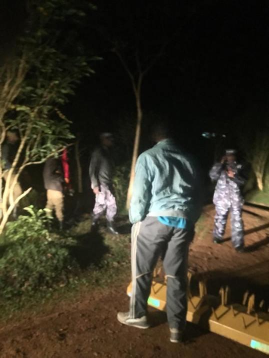 02.04. 2016 Besigye P2