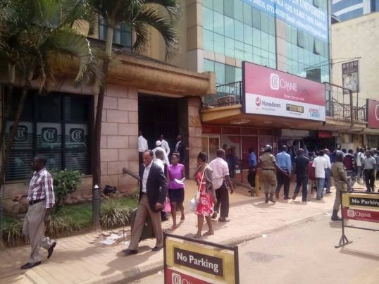 12.04.2016 Kampala P2 Crane Bank