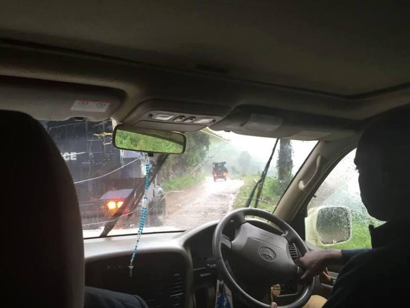 19.04 Mountains Besigye