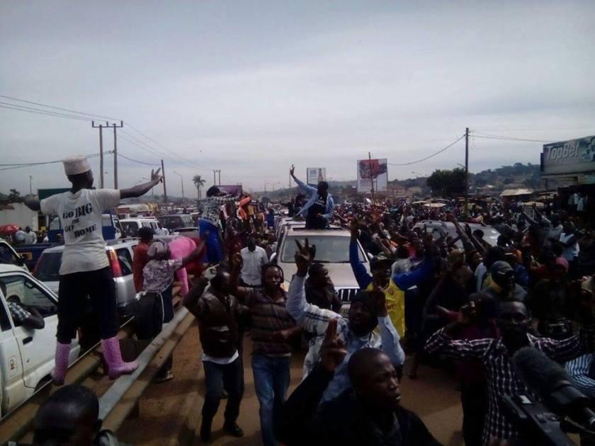 Besigye 04.05.2016 P2