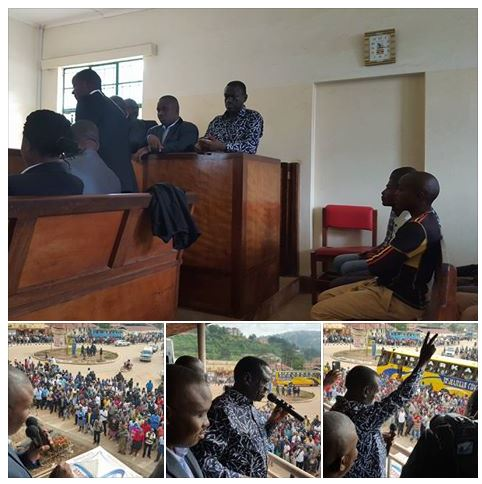Besigye Kabala 19.04.2016