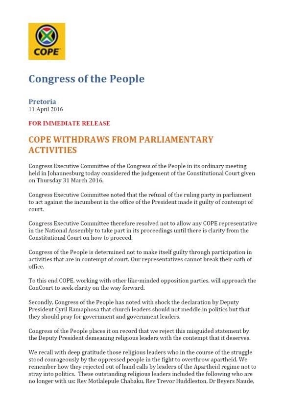 Cope Press Release P1
