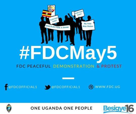 FDC 05.05.2016 Planned March
