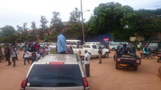 FDC Besigye 05.04.2016
