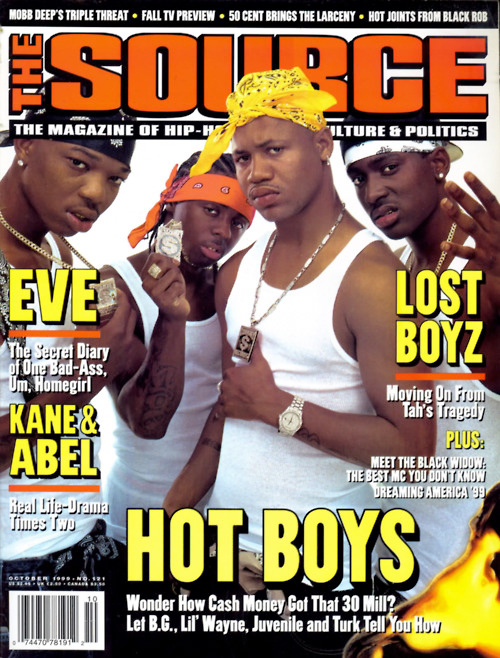 hot-boys The Source Cover