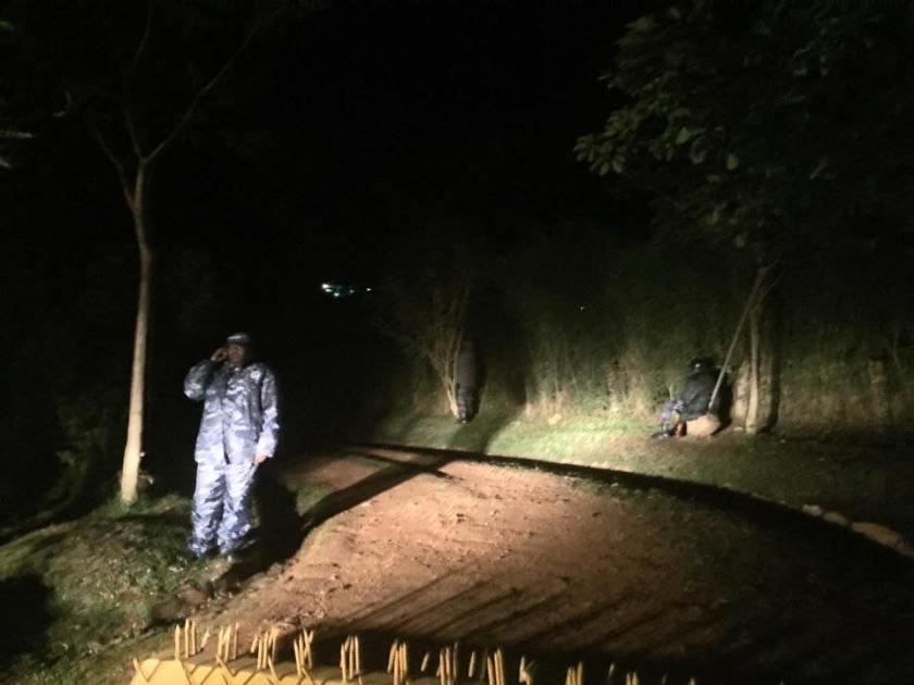 Kasangati 02.04.2016 Police