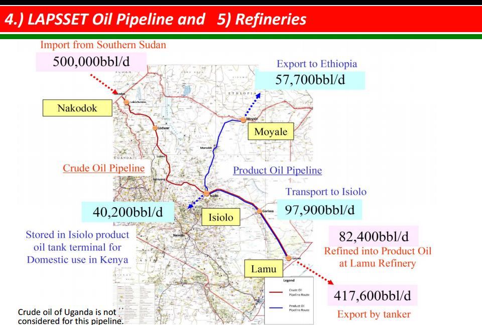 LAPSSET_South-Sudan_Kenya_Pipeines-and-Lamu_Refinery_Map