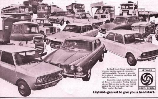Leyland-SA