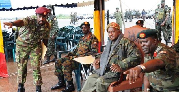 Muhoozi Museveni