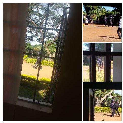 Naggalama Police Station 05.04.2016 P3