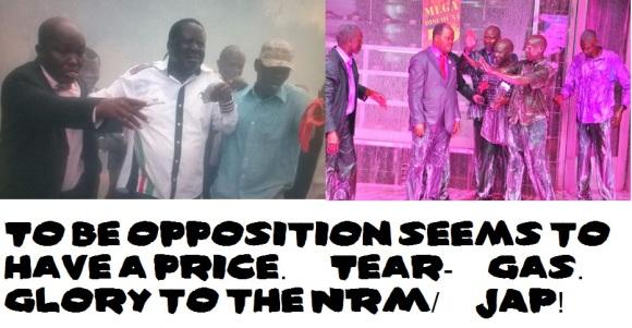NRM JAP Tear Gas