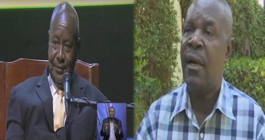 Opondo Museveni