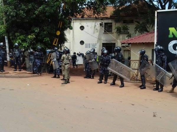 Police 05.04.2016 Mukono