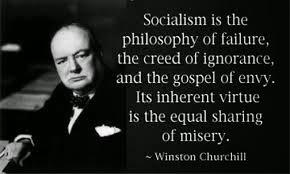 Socialism churchill
