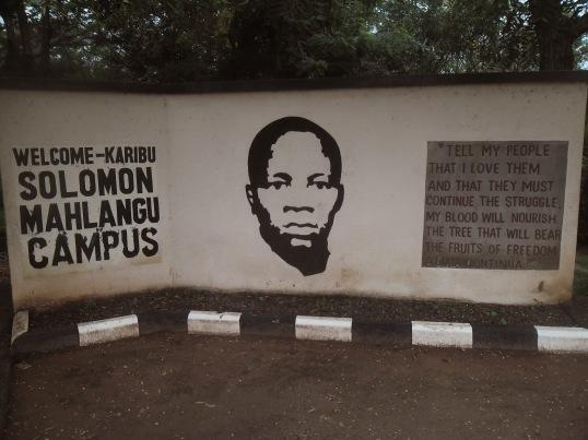 Solomon Mahlangu campus