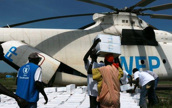 WFP South Sudan 2016