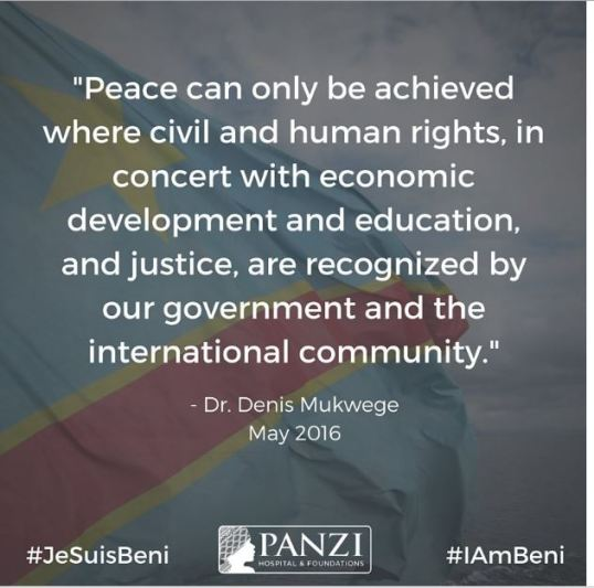 BENi 2016 Panzi