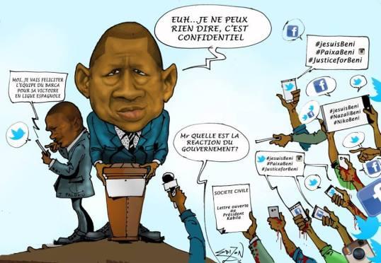 Beni Cartoon