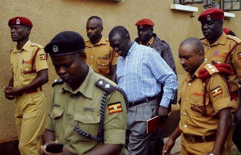 Besigye 18.05.2016 Nakawa