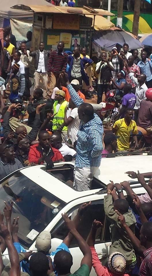 Besigye Kampala 11.05.2016 P3
