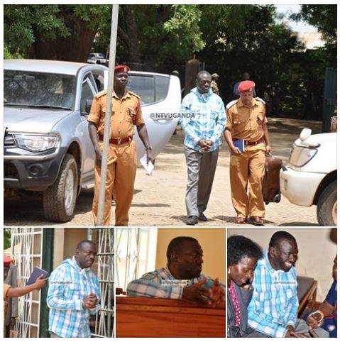 Besigye Moroto 16.05.2016
