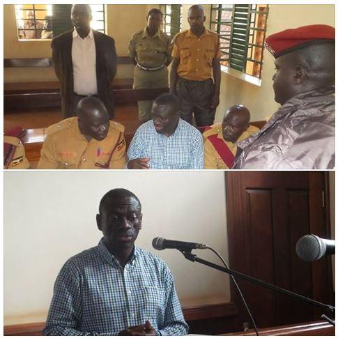 Besigye Nakawa 18.05.2016