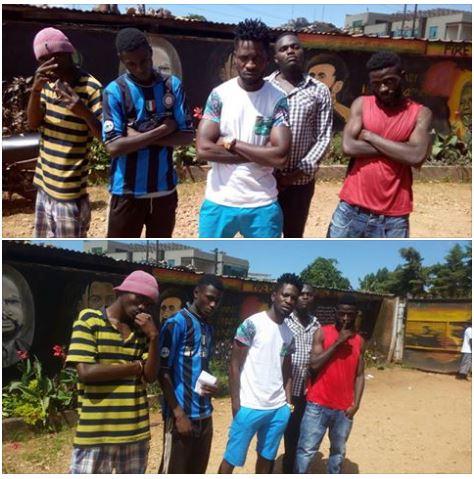 Bobi Wine 15.05.2016