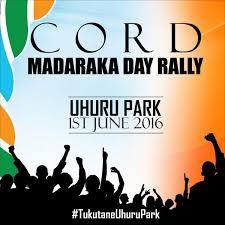 Cord Madraka Day
