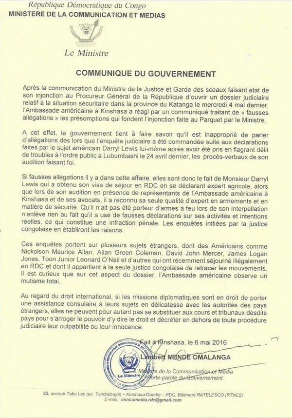 DRC Mercenaries 06.05.2016