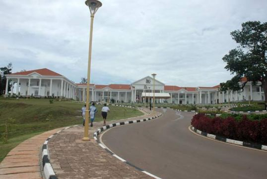 Entebbe Statehouse