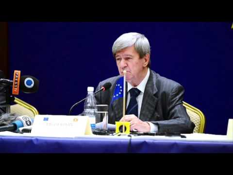 EU EOM Press conferance