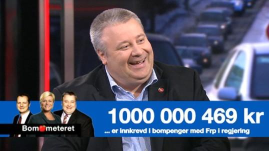 FRP Bompenger
