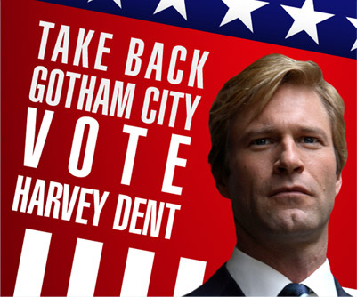 Harvey Dent Gotham