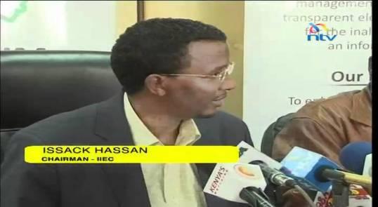 Hassan Issack