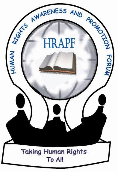 HRAPF Uganda Logo