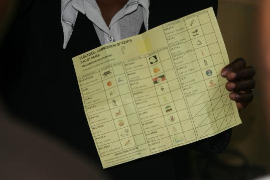 IIEC Electoral Material