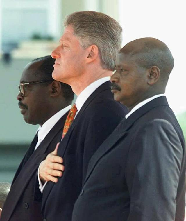 issues clinton uganda