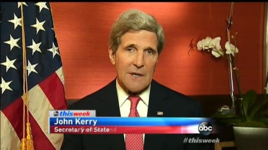 John Kerry ABC
