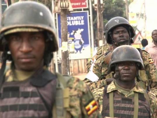 Kampala 05052016 Army
