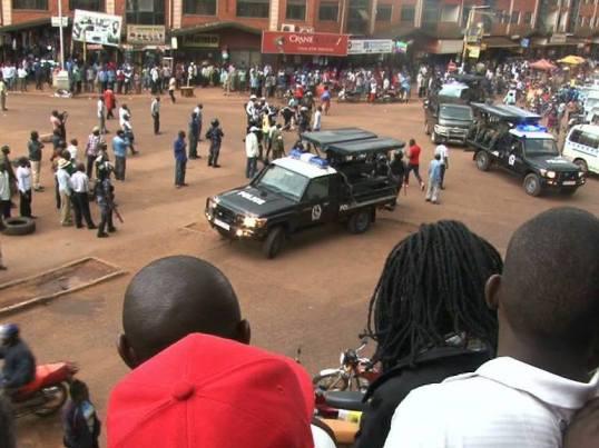 Kampala 05052016 Masses