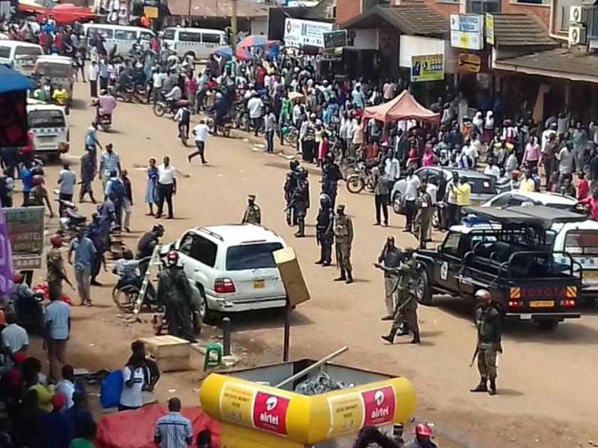 Kampala 11.05.2016