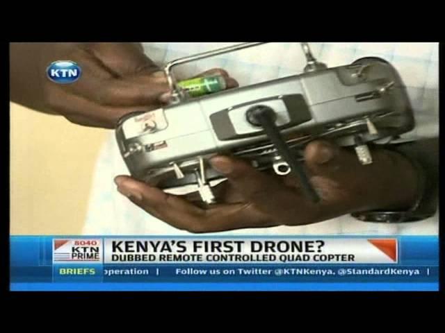 Kenya Drone
