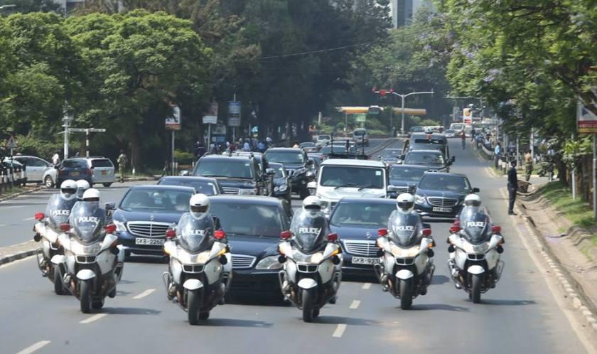 Kenyatta Road
