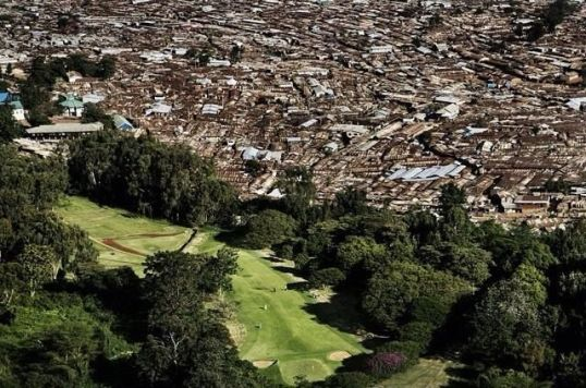 Kibera Golf